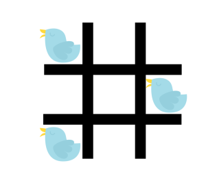 The use of hastags (#) was started with Twitter