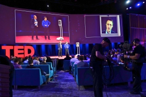 A TED conference