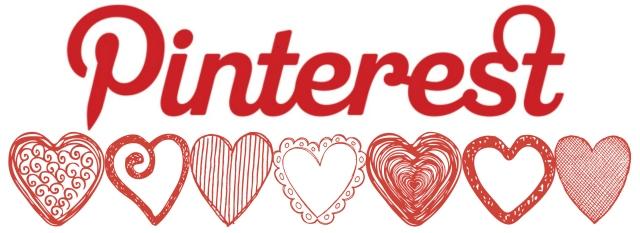 pinterest hearts